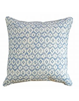 """Printed Rug Poly Filled Decorative Accent Throw Pillow  20"""" x 20""""  Grey"""