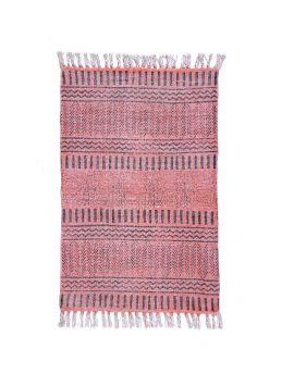 Cotton Dhurrie Rug Y-RU-10014