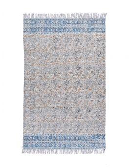 Cotton Dhurrie Rug Y-RU-10016