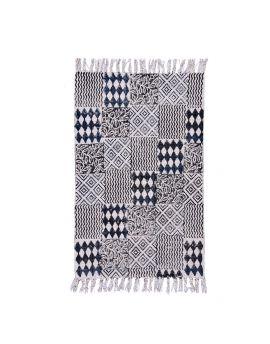Cotton Dhurrie Rug Y-RU-10019