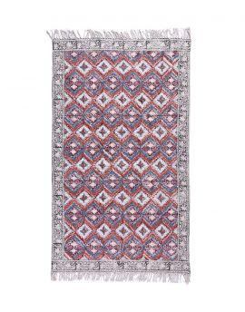 Cotton Dhurrie Rug Y-RU-10021