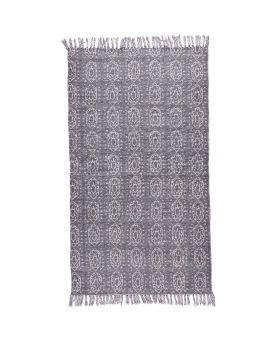 Cotton Dhurrie Rug Y-RU-10022