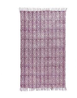 Cotton Dhurrie Rug Y-RU-10012