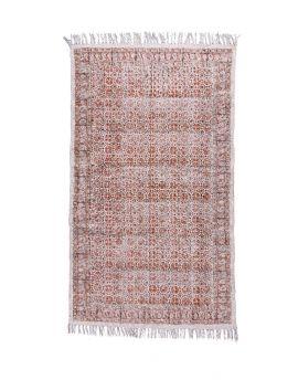 Cotton Dhurrie Rug Y-RU-10025