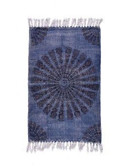 Cotton Dhurrie Rug Y-RU-10029