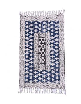 Cotton Dhurrie Rug Y-RU-10032