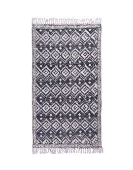 Cotton Dhurrie Rug Y-RU-10033