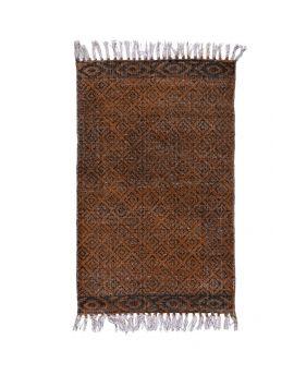 Cotton Dhurrie Rug Y-RU-10034